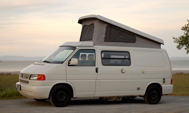 1997 volkswagen eurovan camper. Black Bedroom Furniture Sets. Home Design Ideas